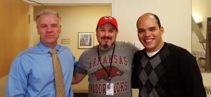 Kevin O'Brien, CRNP, Josef Lacy, & Juvianee Estrada-Veras, MD